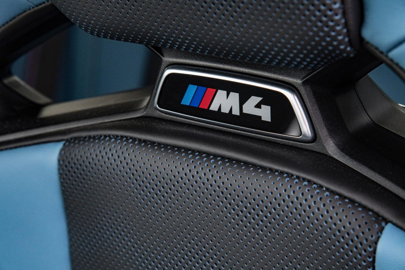 Badge BMW M4 (G82) Competition