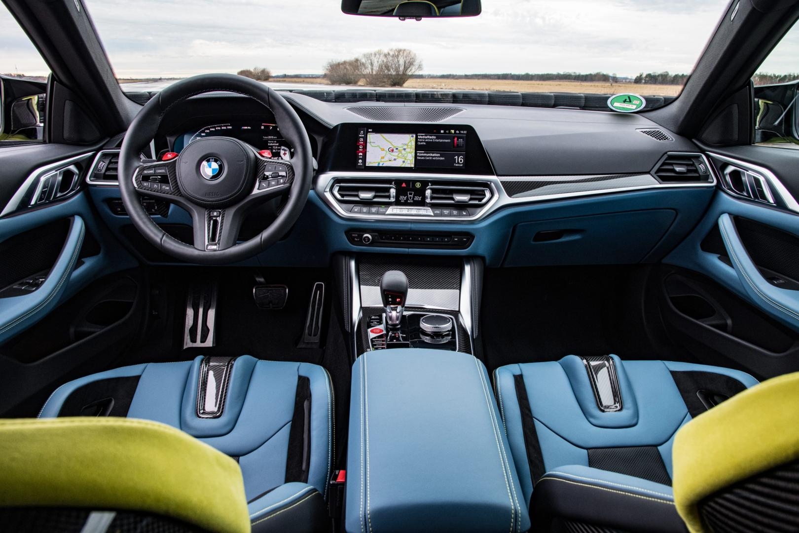 BMW M4 (G82) Competition
