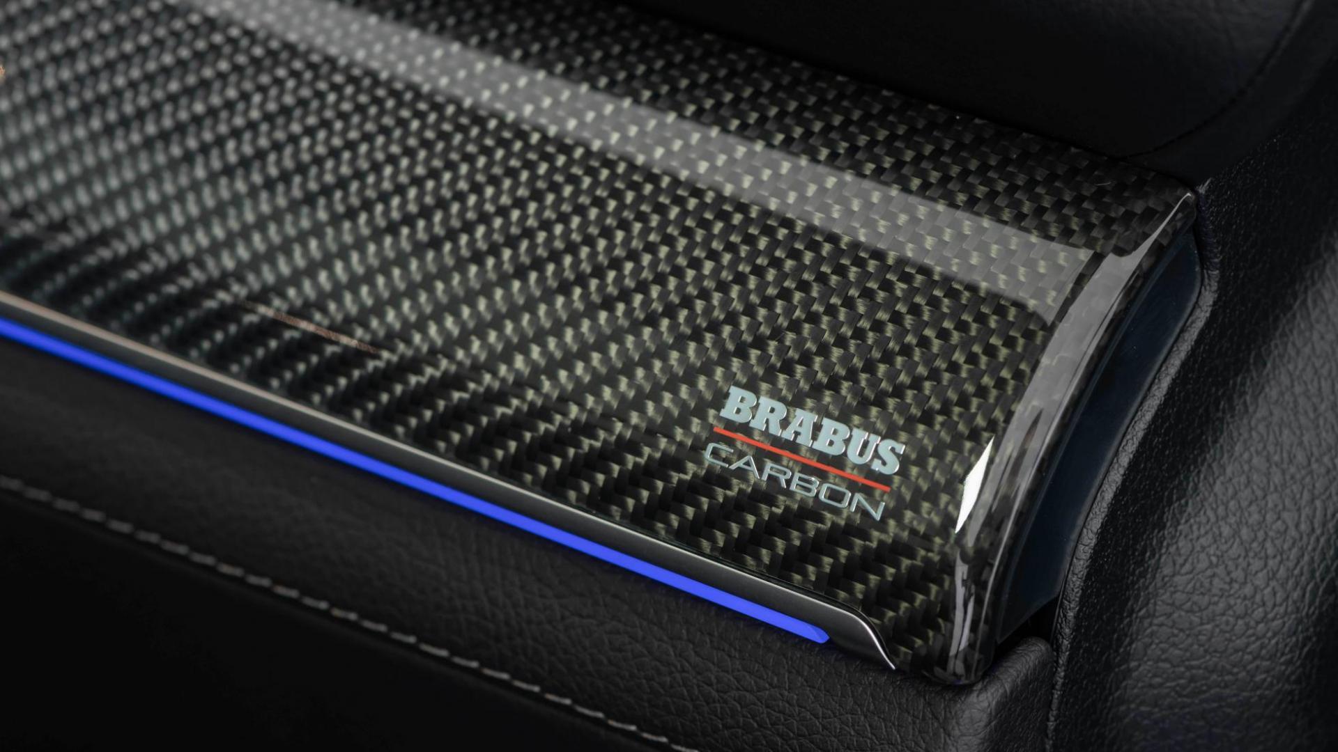 Brabus GLS 800 2021 (Mercedes-AMG GLS 63)