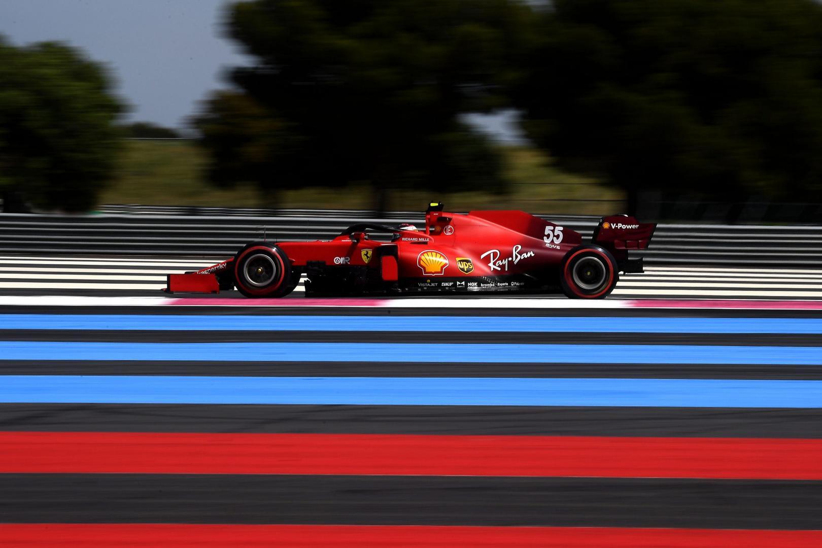 Kwalificatie van de GP van Frankrijk 2021