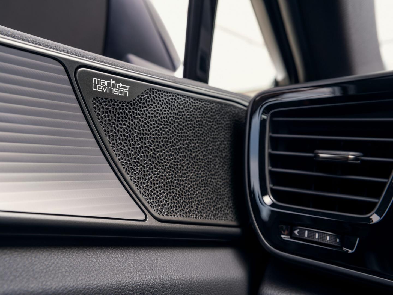 Lexus NX 350h speakers