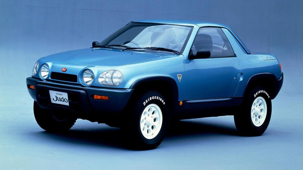 Nissan Judi (1987)