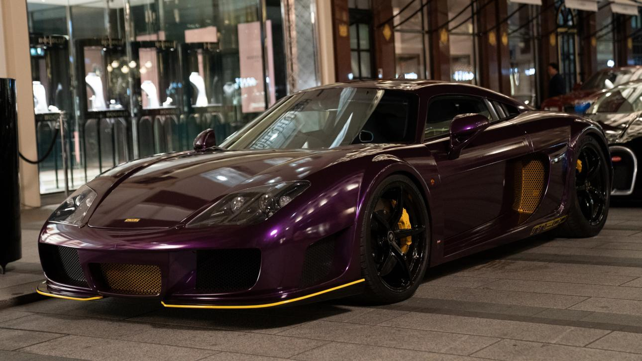 Noble M600 in Fast and Furious 9