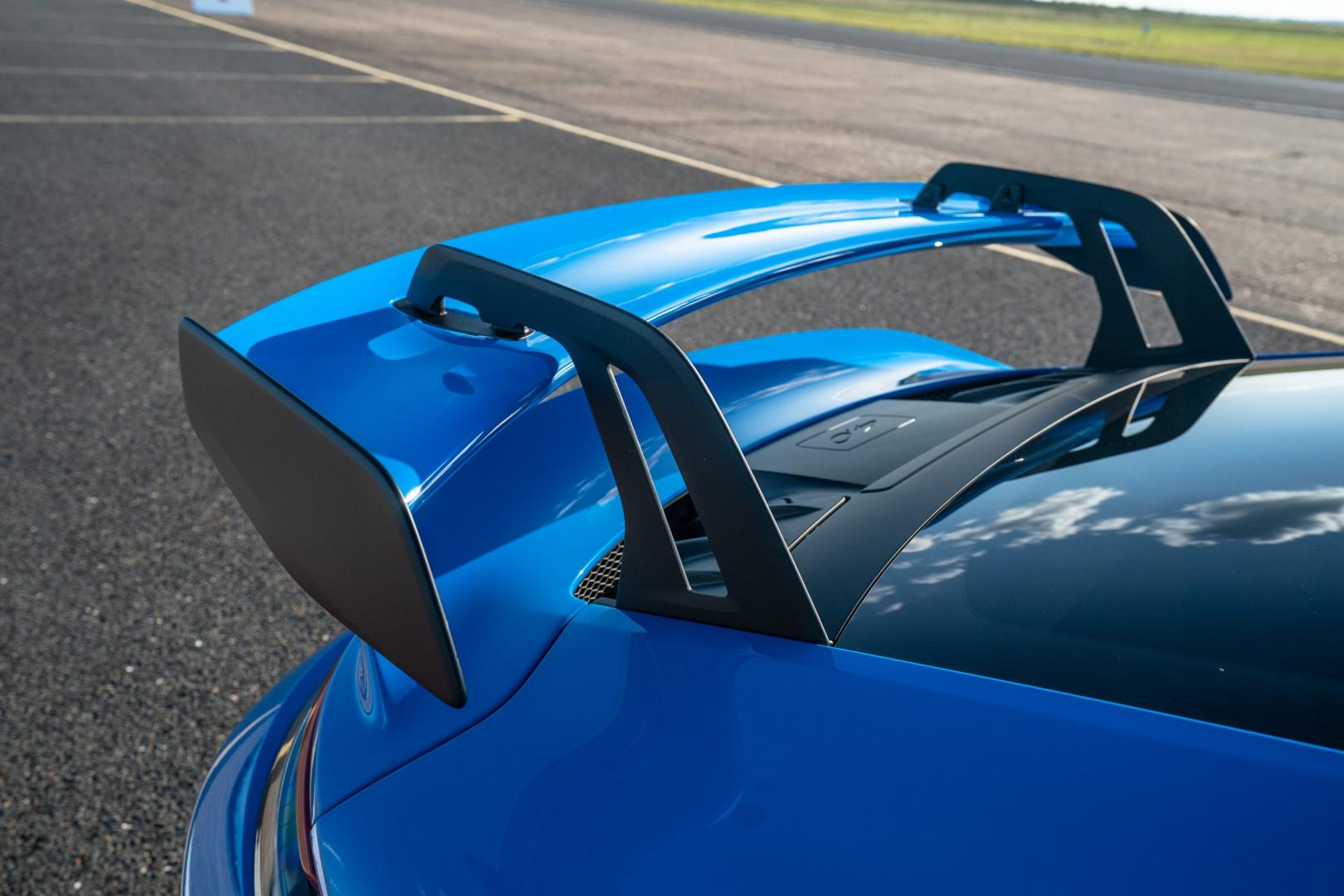 Spoiler Porsche 911 GT3 (992) (achtervleugel)