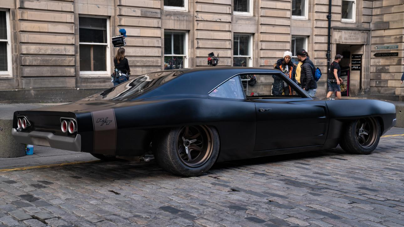 Speedkore Dodge Charger Fast and Furious 9