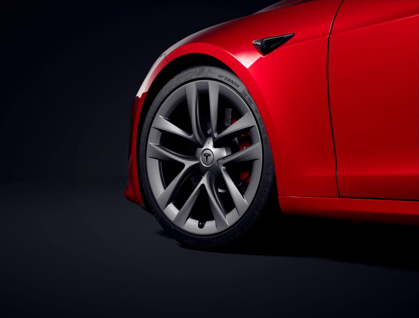 Wielen Tesla Model S (2021) Facelift