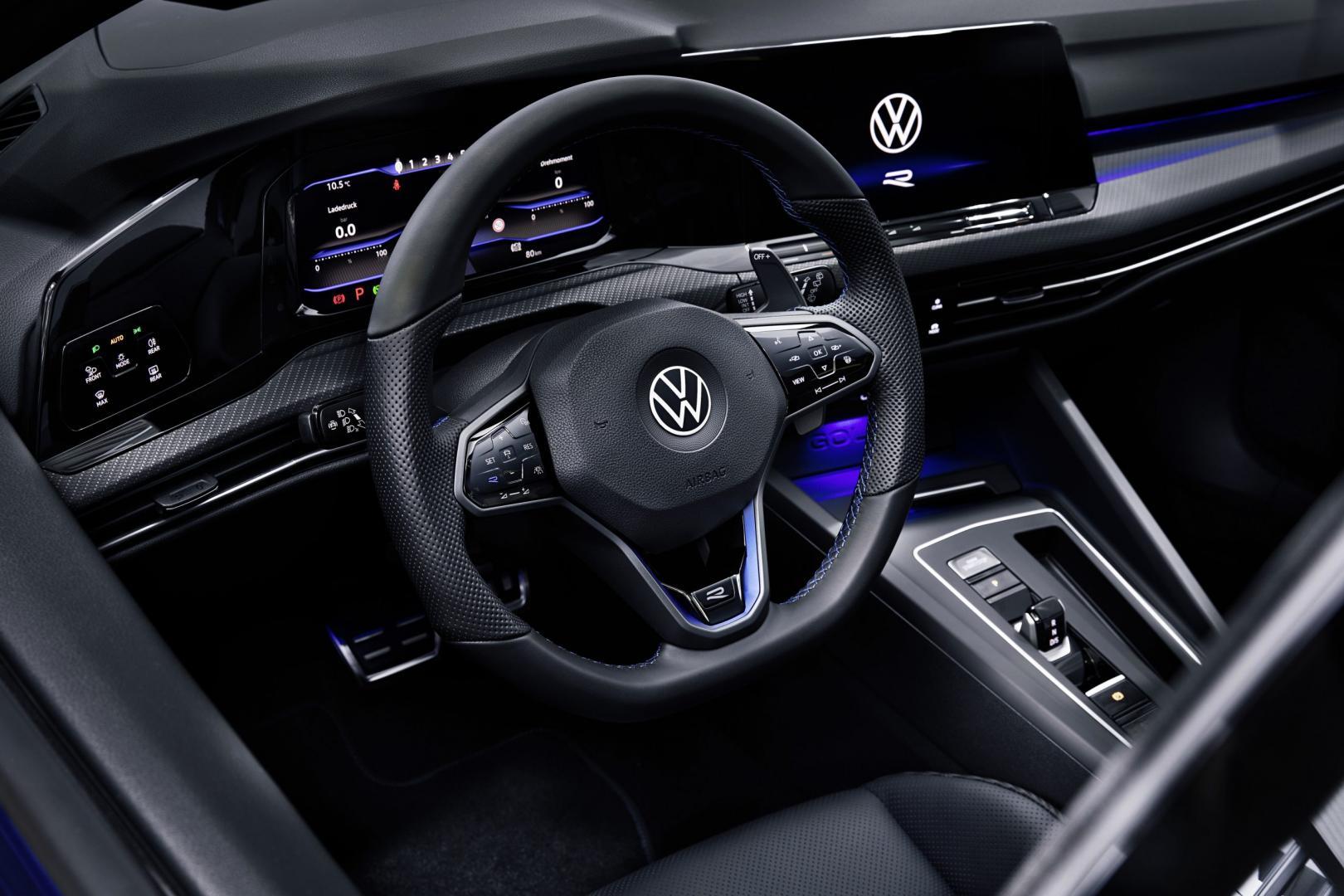 Stuur Volkswagen Golf 8 R 2021