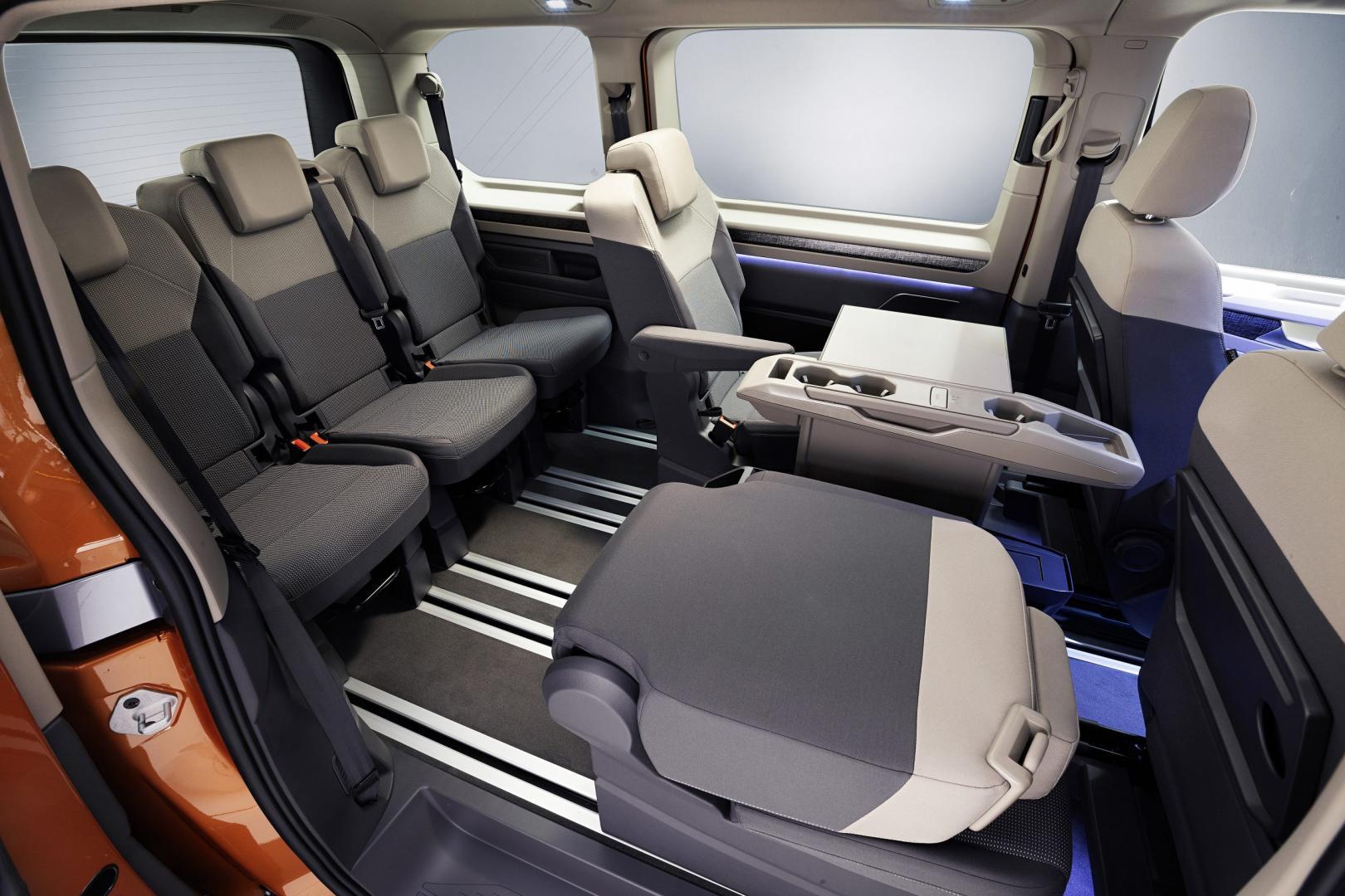 Stoel VW Multivan