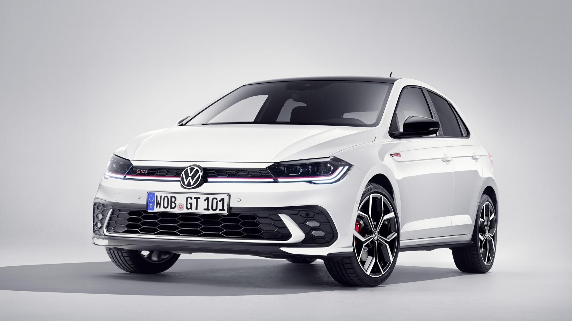 Nieuwe VW Polo GTI