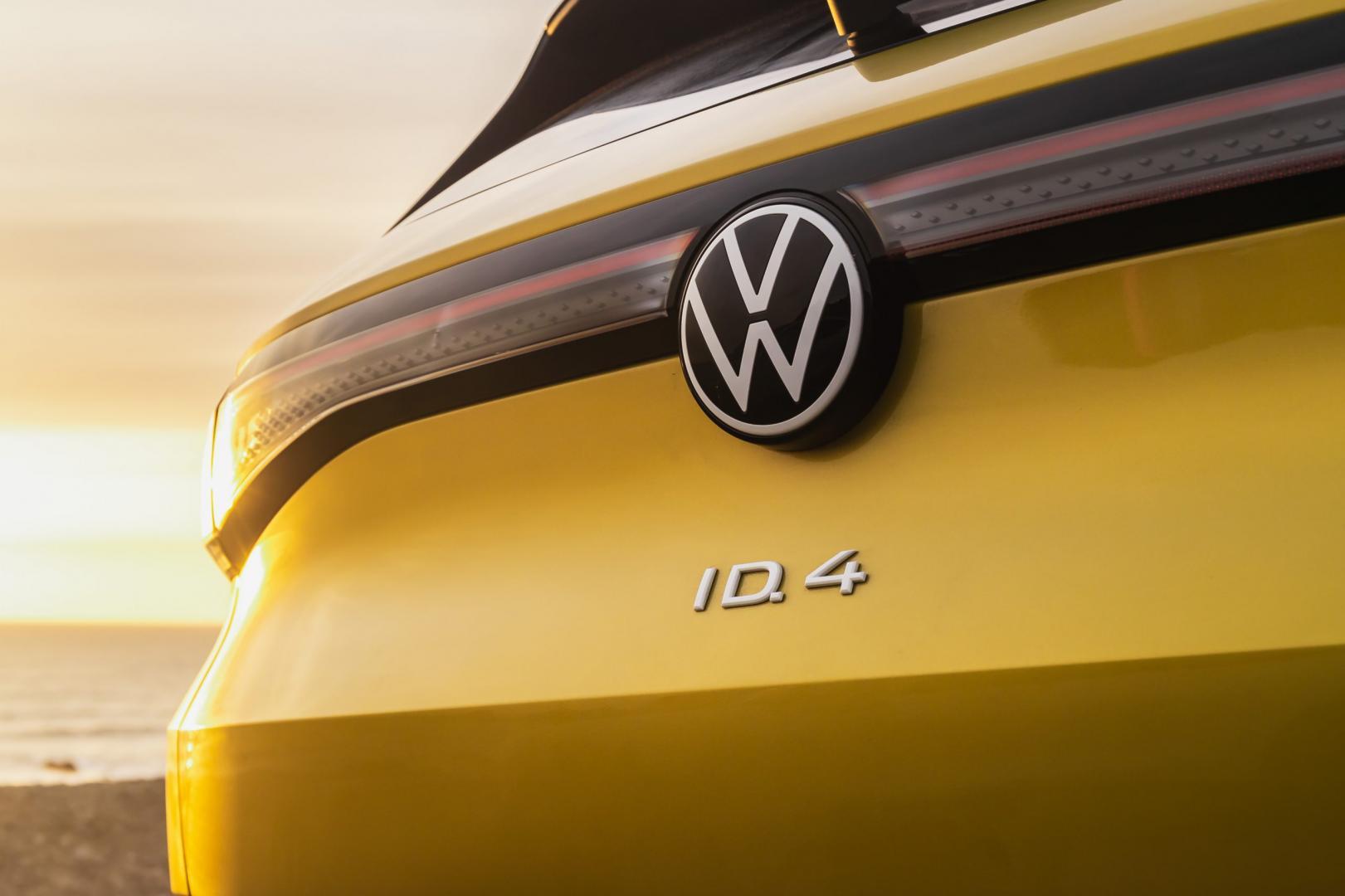 Badge VW ID.4 (Volkswagen)
