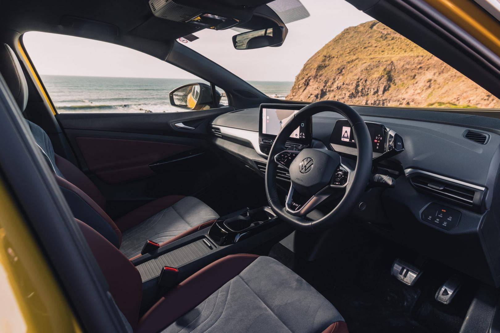 Interieur VW ID.4 (Volkswagen)