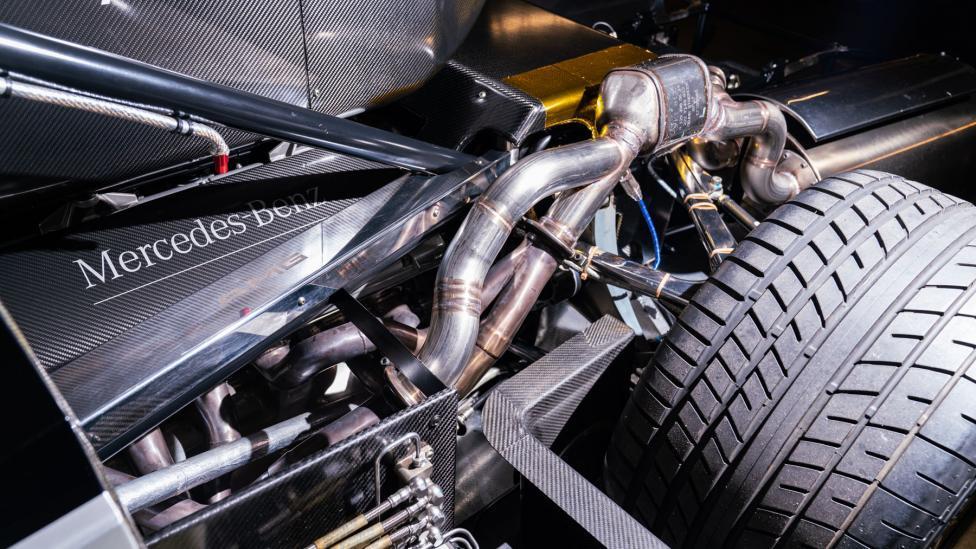 Motor (V12) Mercedes CLK GTR