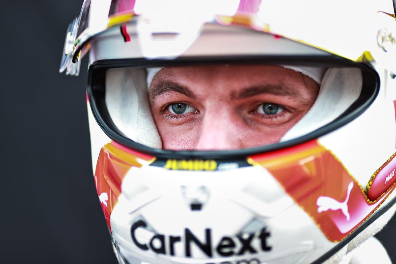 1e vrije training van de GP van Groot-Brittannië 2021