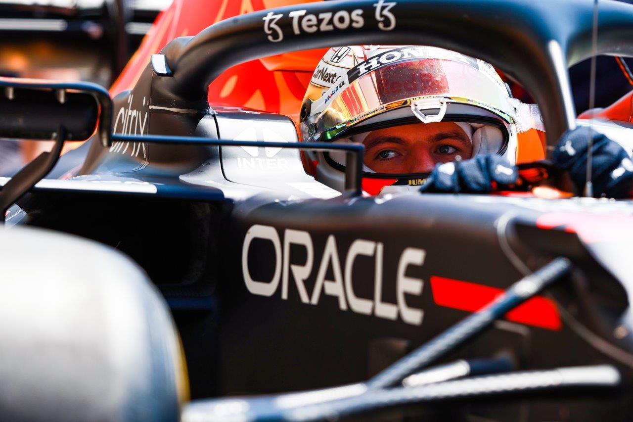 3e vrije training van de GP van Hongarije 2021
