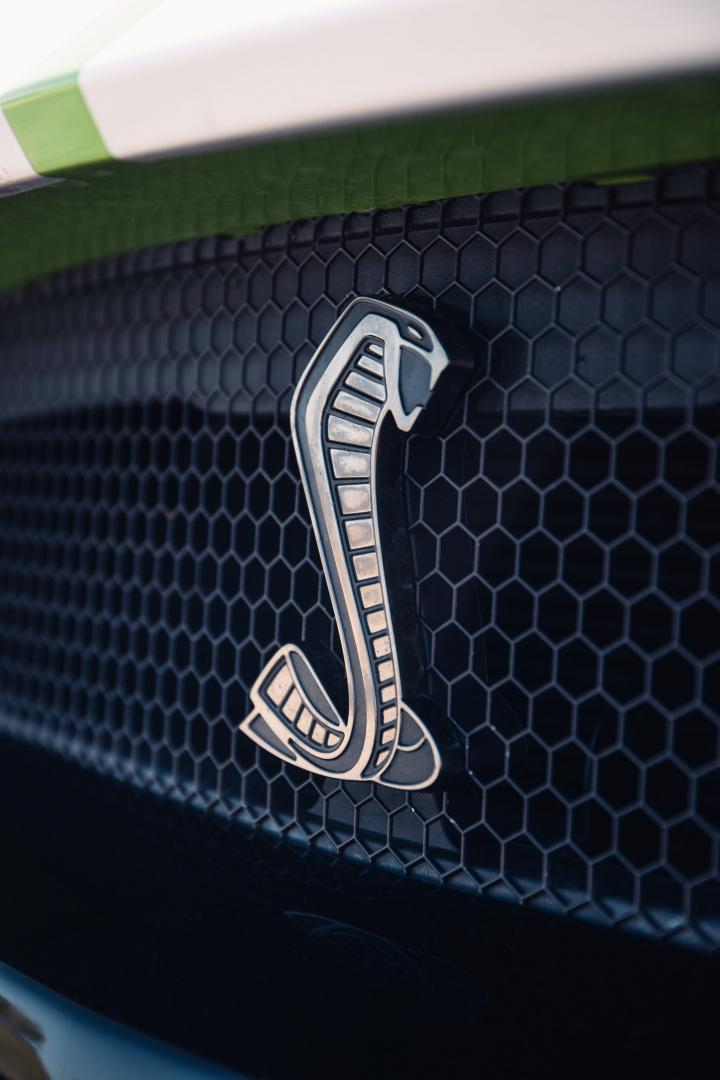 Badge Ford Mustang Shelby GT500