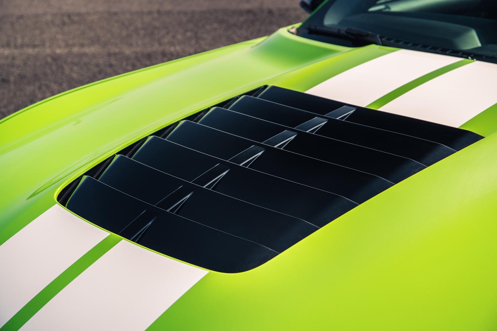 motorkap Ford Mustang Shelby GT500