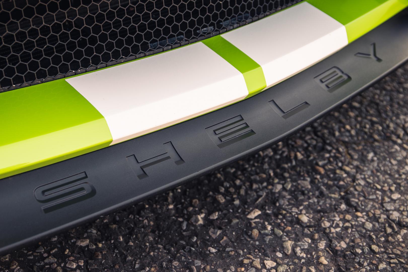 Splitte Ford Mustang Shelby GT500