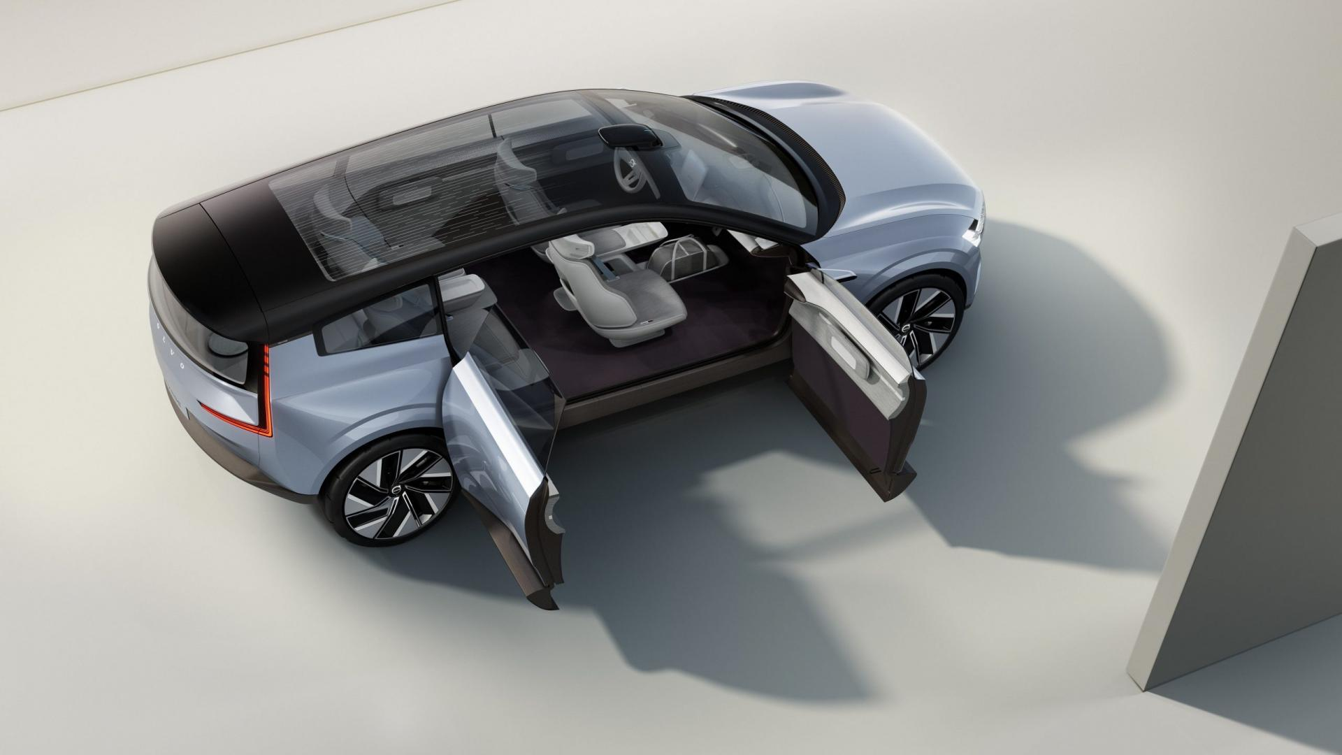 Volvo Concept Recharge 2021