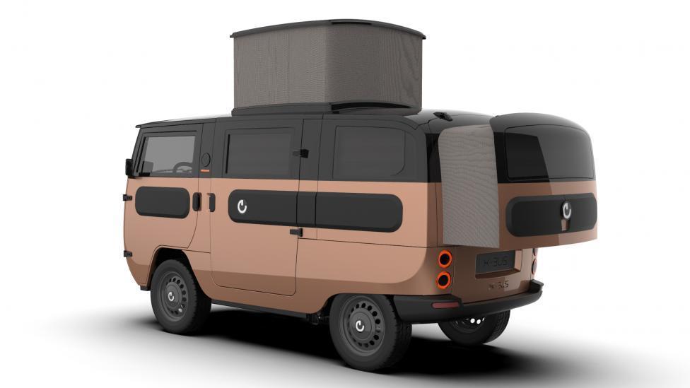 XBUS Camper