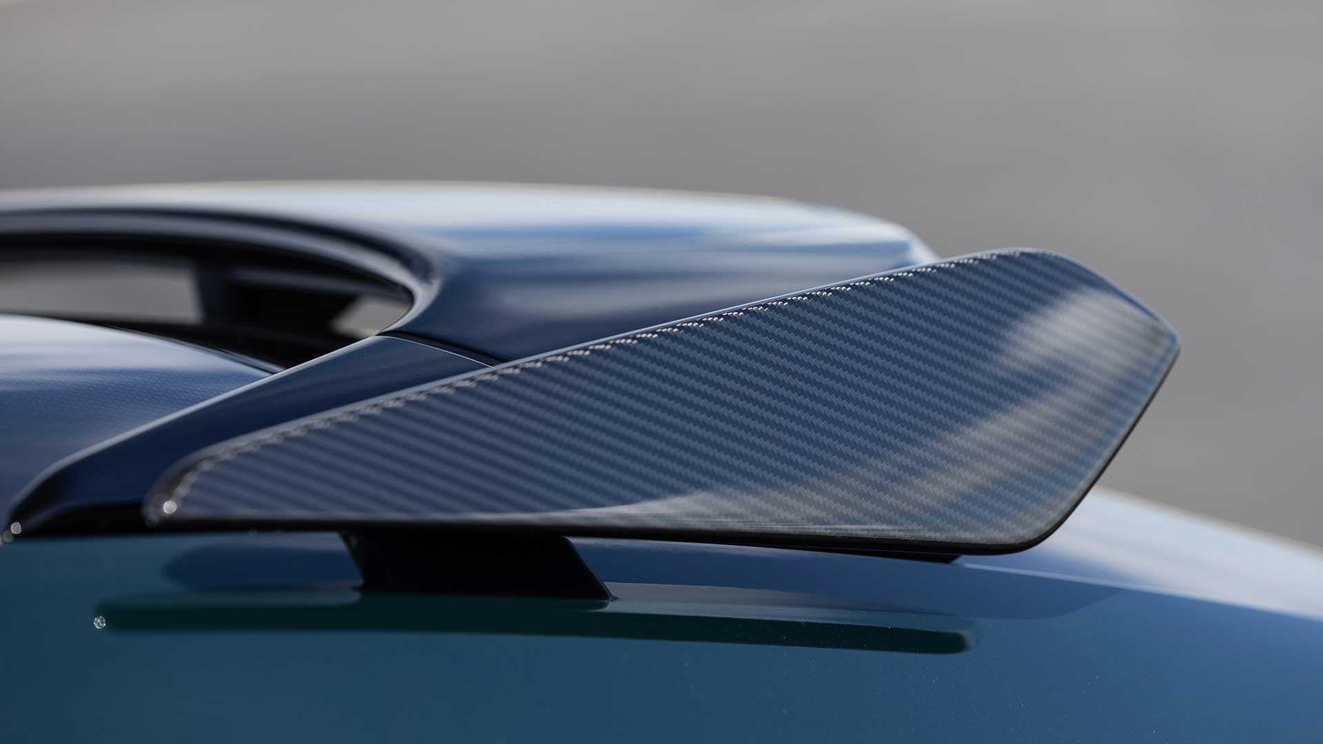 Spoiler Porsche Cayenne Turbo GT