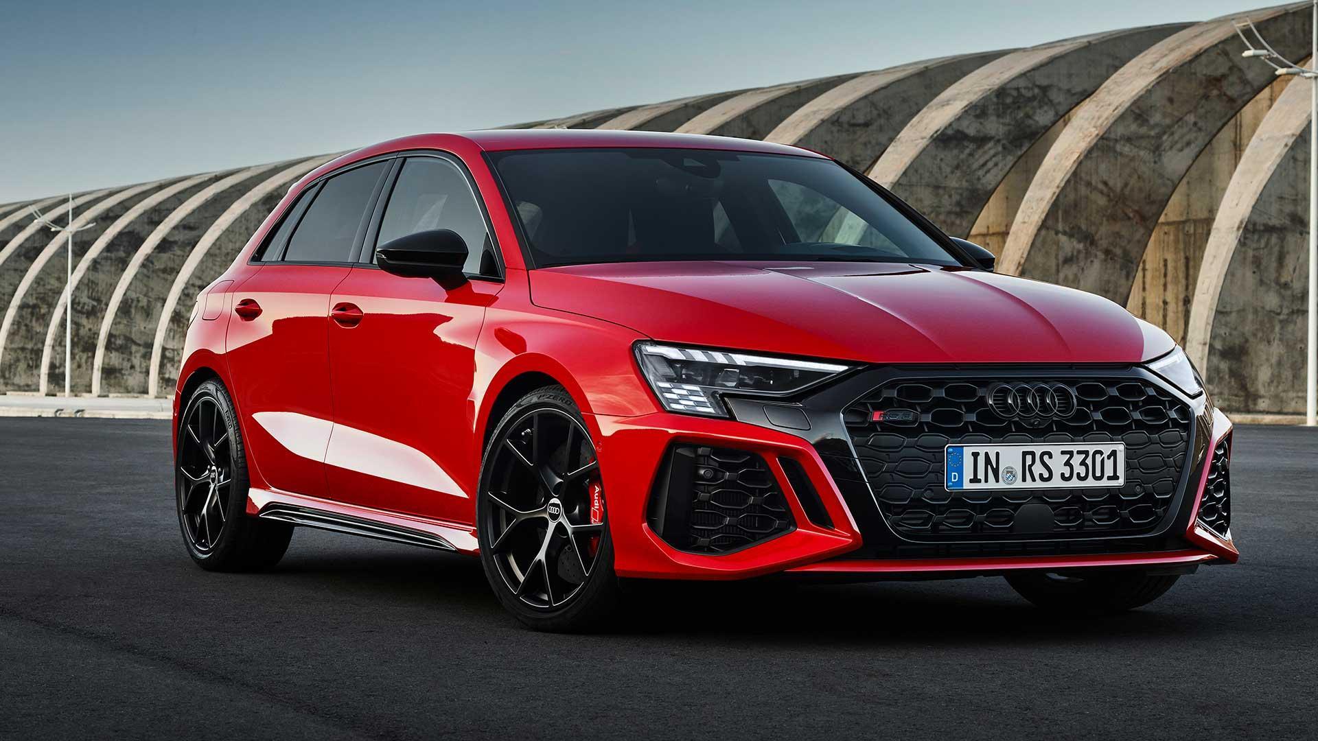 prijs Audi RS 3 (2021) Hatchback