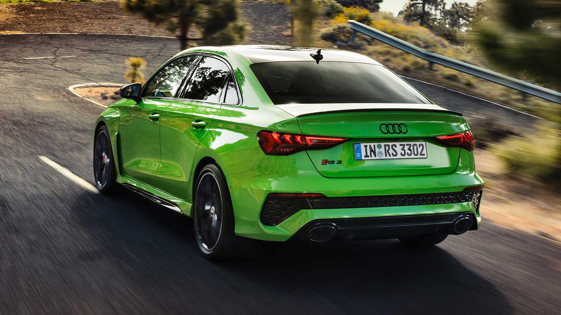 Audi RS 3 (2021) Limousine