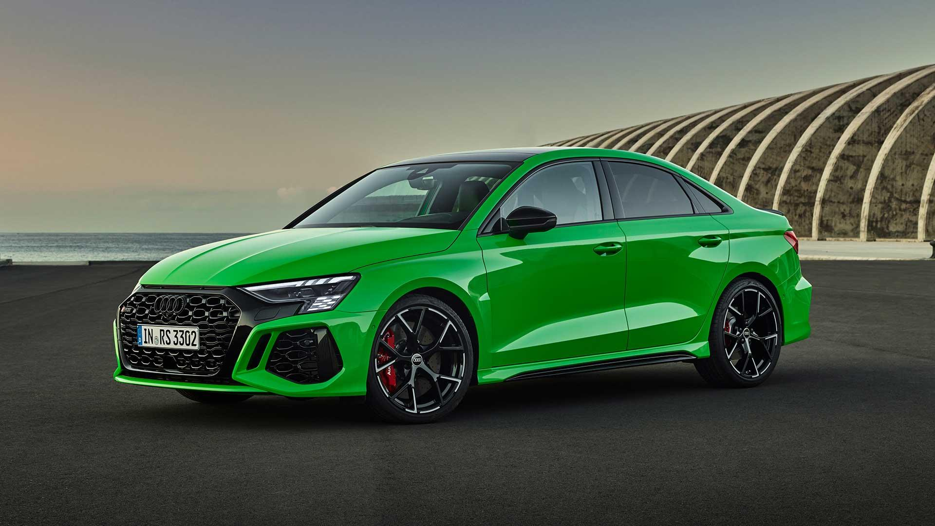Alternatieven voor de Audi RS 3