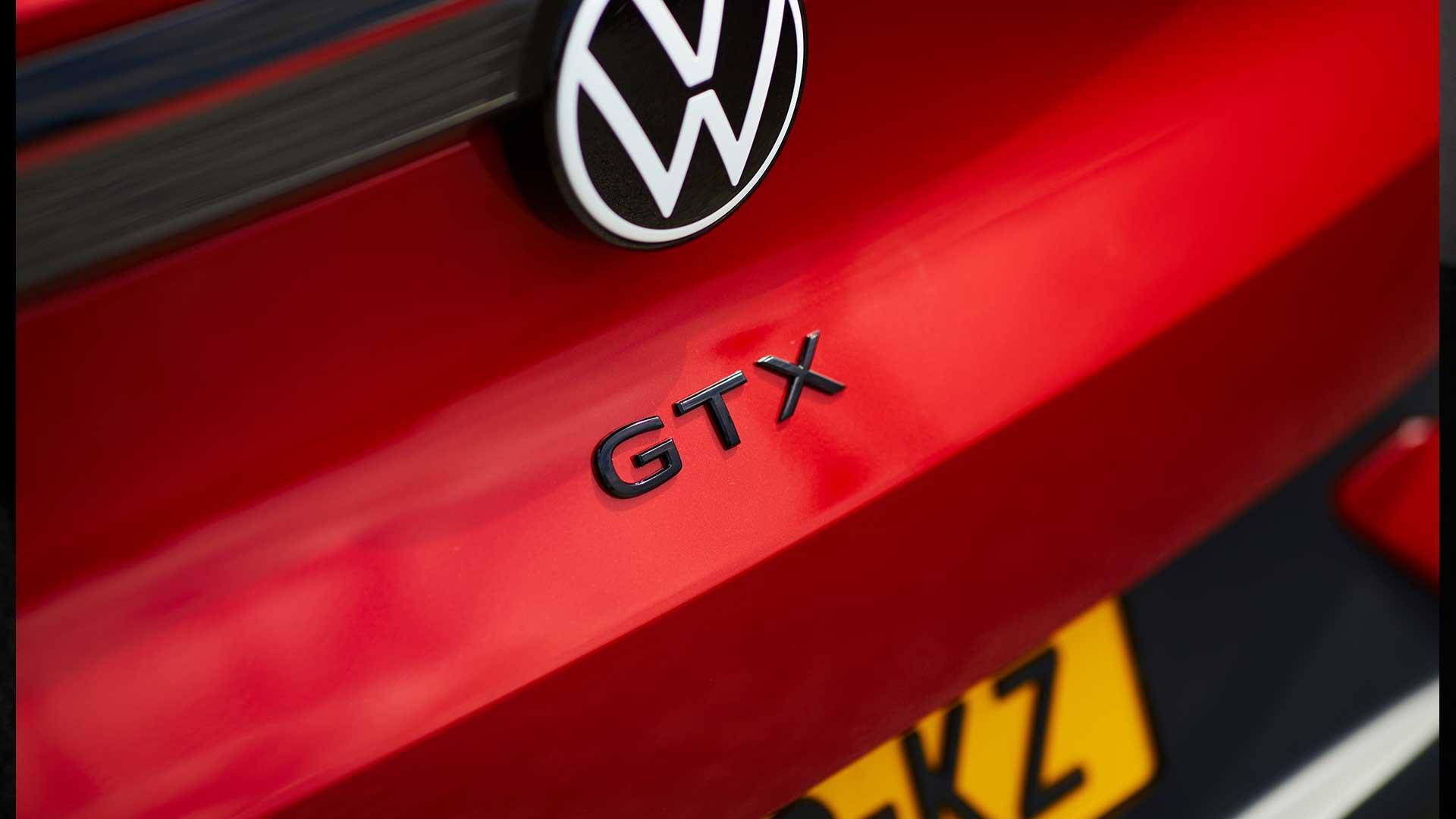 Badge Volkswagen ID.4 GTX (2021)