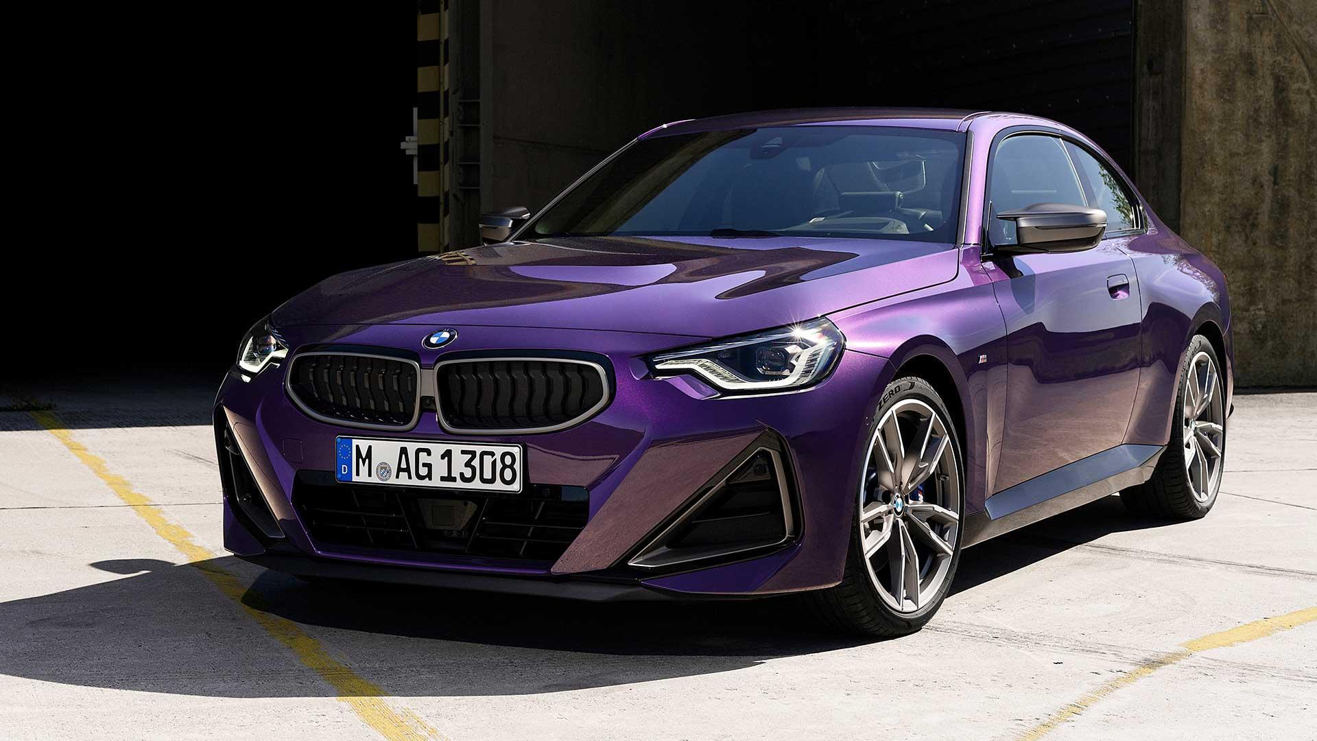 Nieuwe BMW 2-serie M240i xDrive