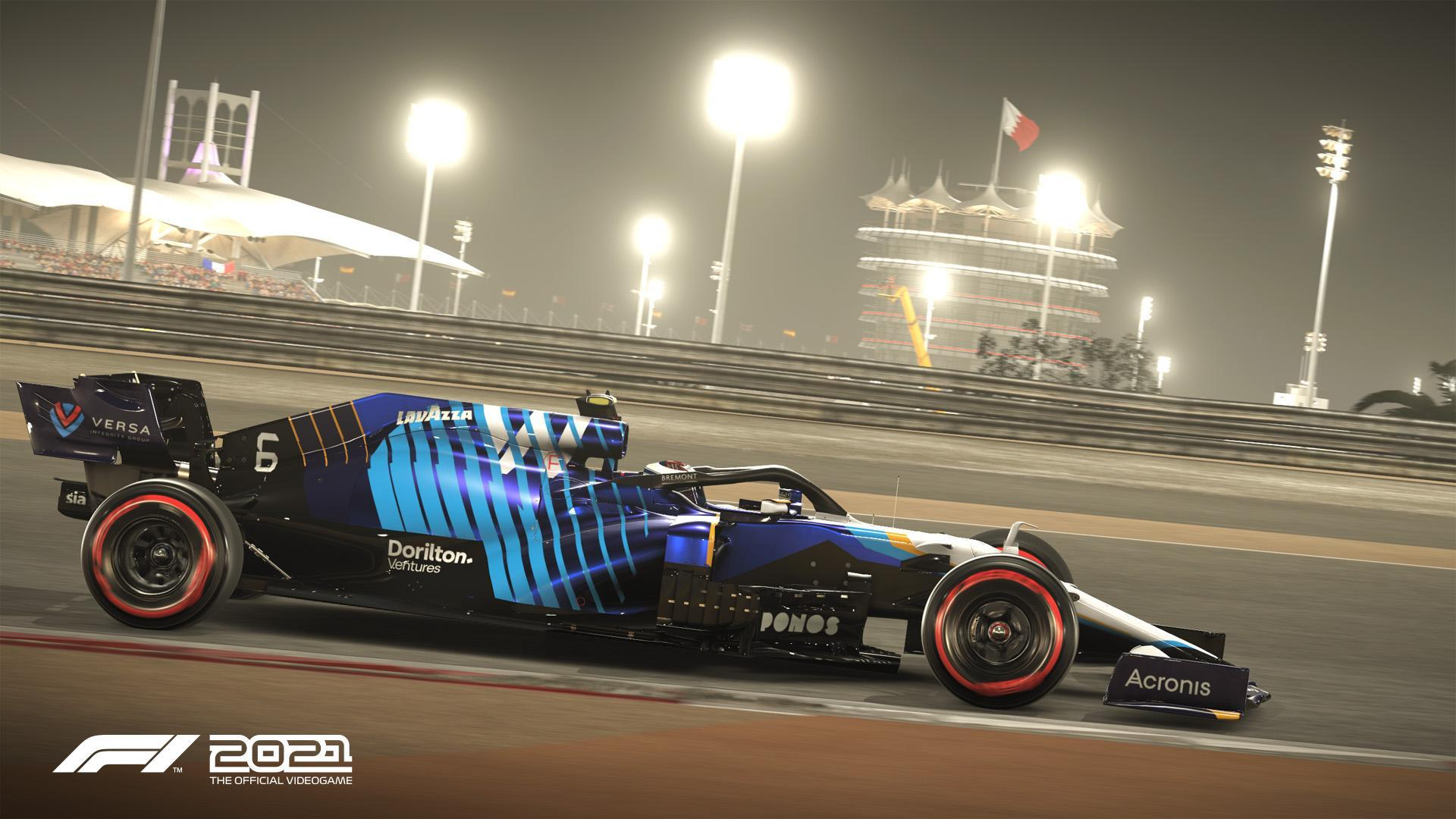 F1 2021 review