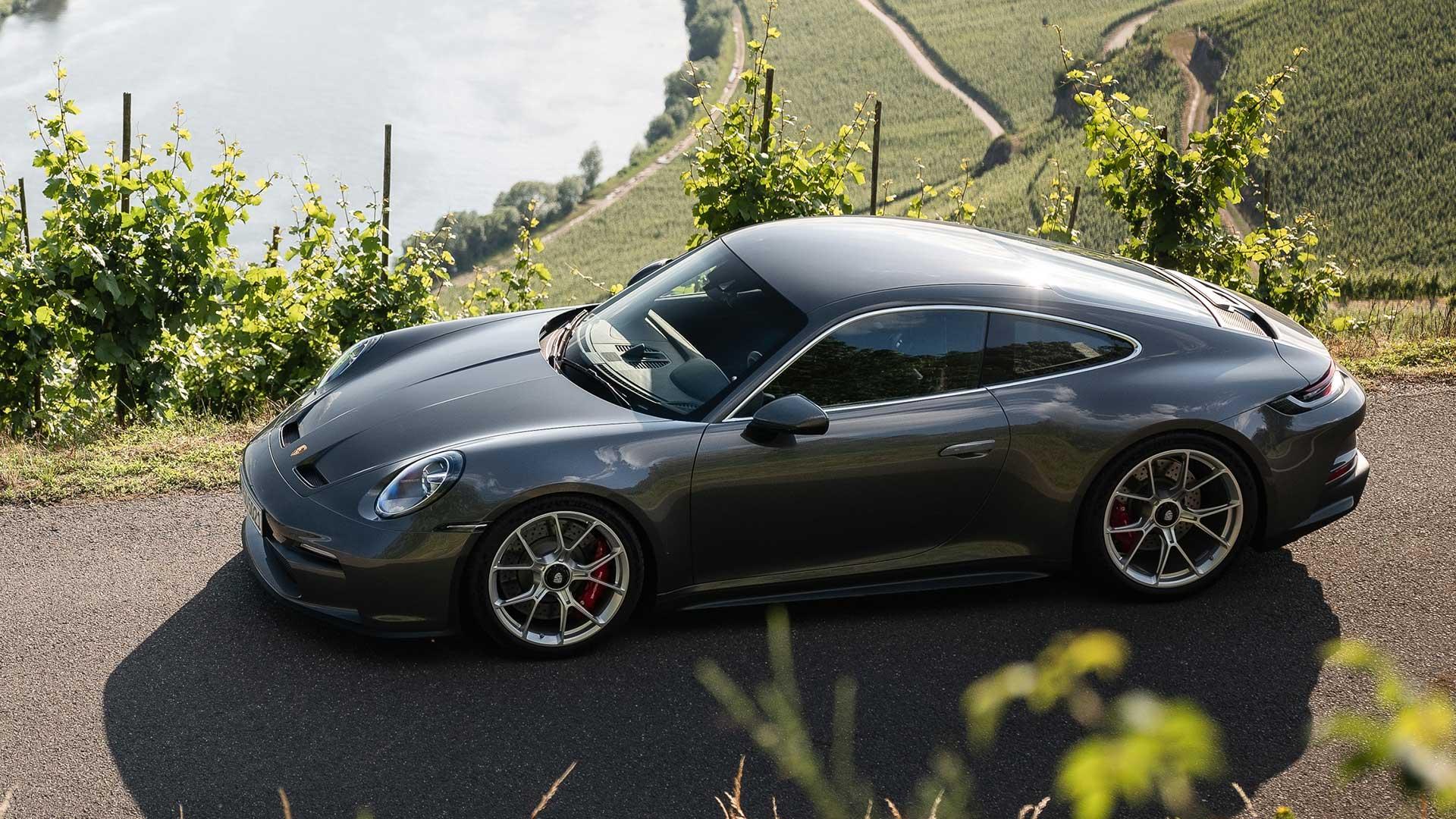 Porsche 911 GT3 met Touring Package