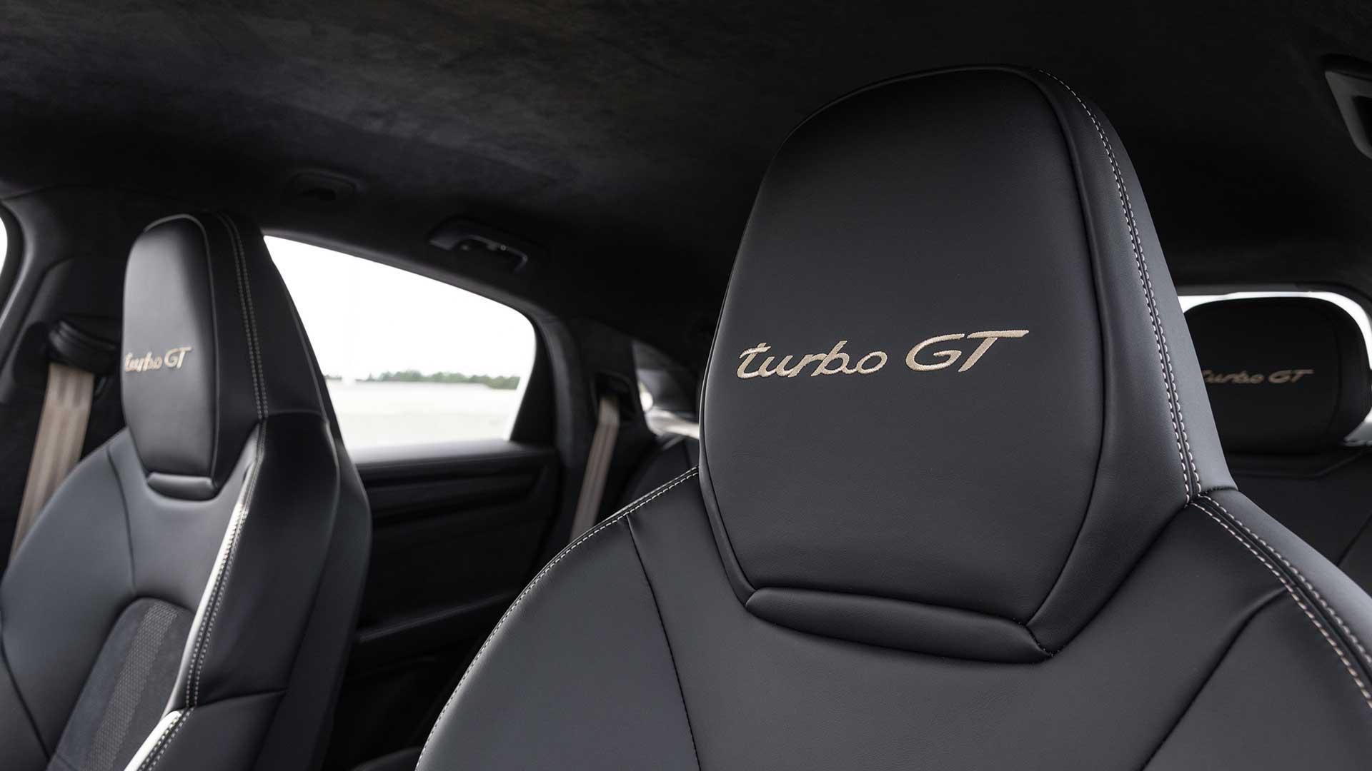 Hoofdsteunen Porsche Cayenne Turbo GT