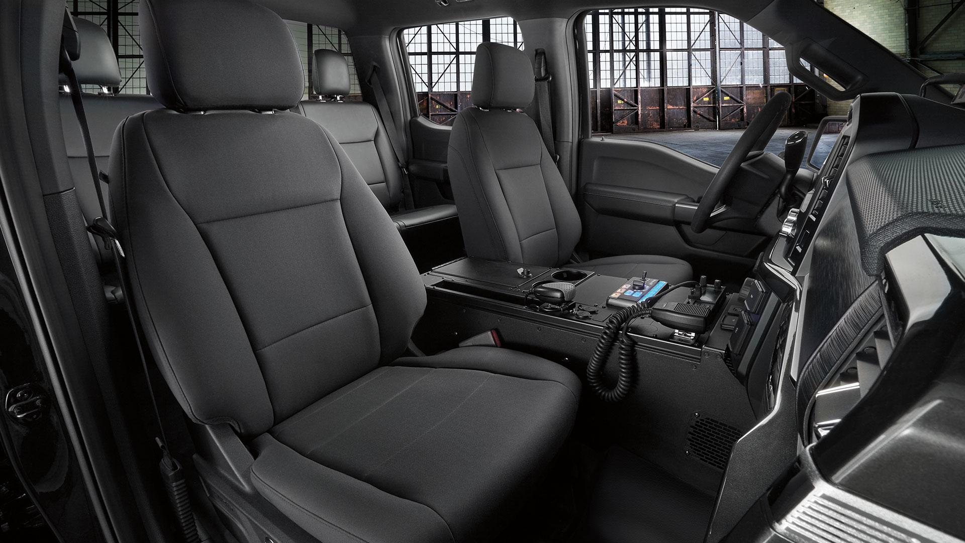 Interieur Ford F-150 Police Responder