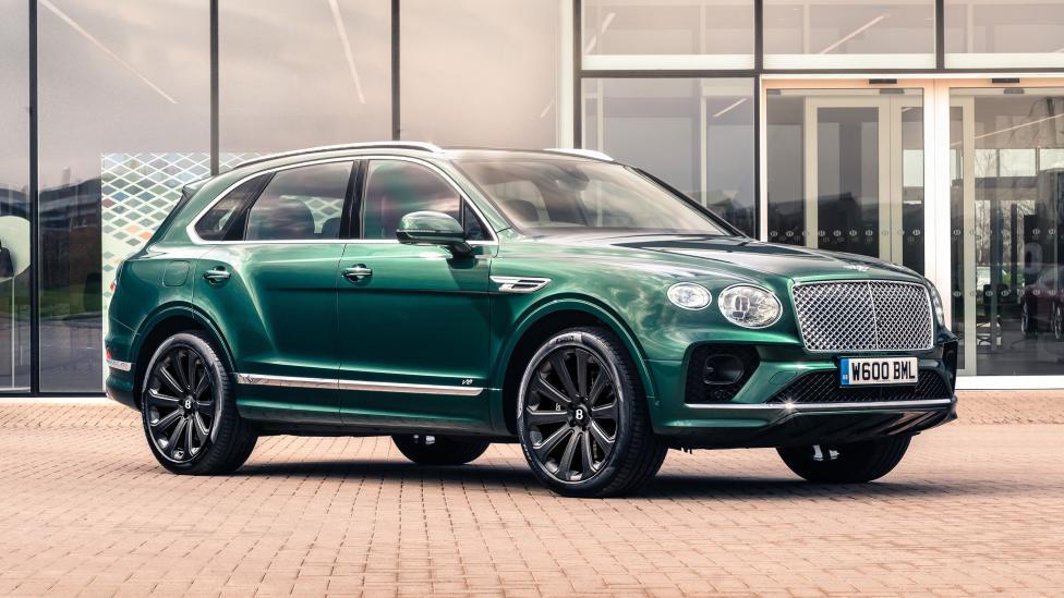 Bentley bentayga koolstofvezel wielen