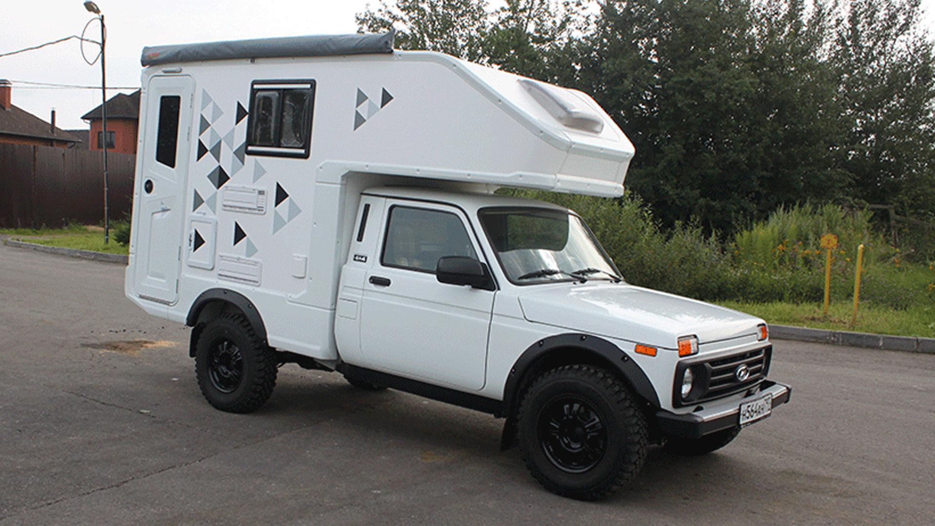 Lada Niva Camper