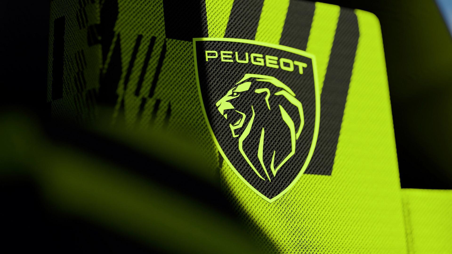 Peugeot 9x8 Hypercar Le Mans 2022
