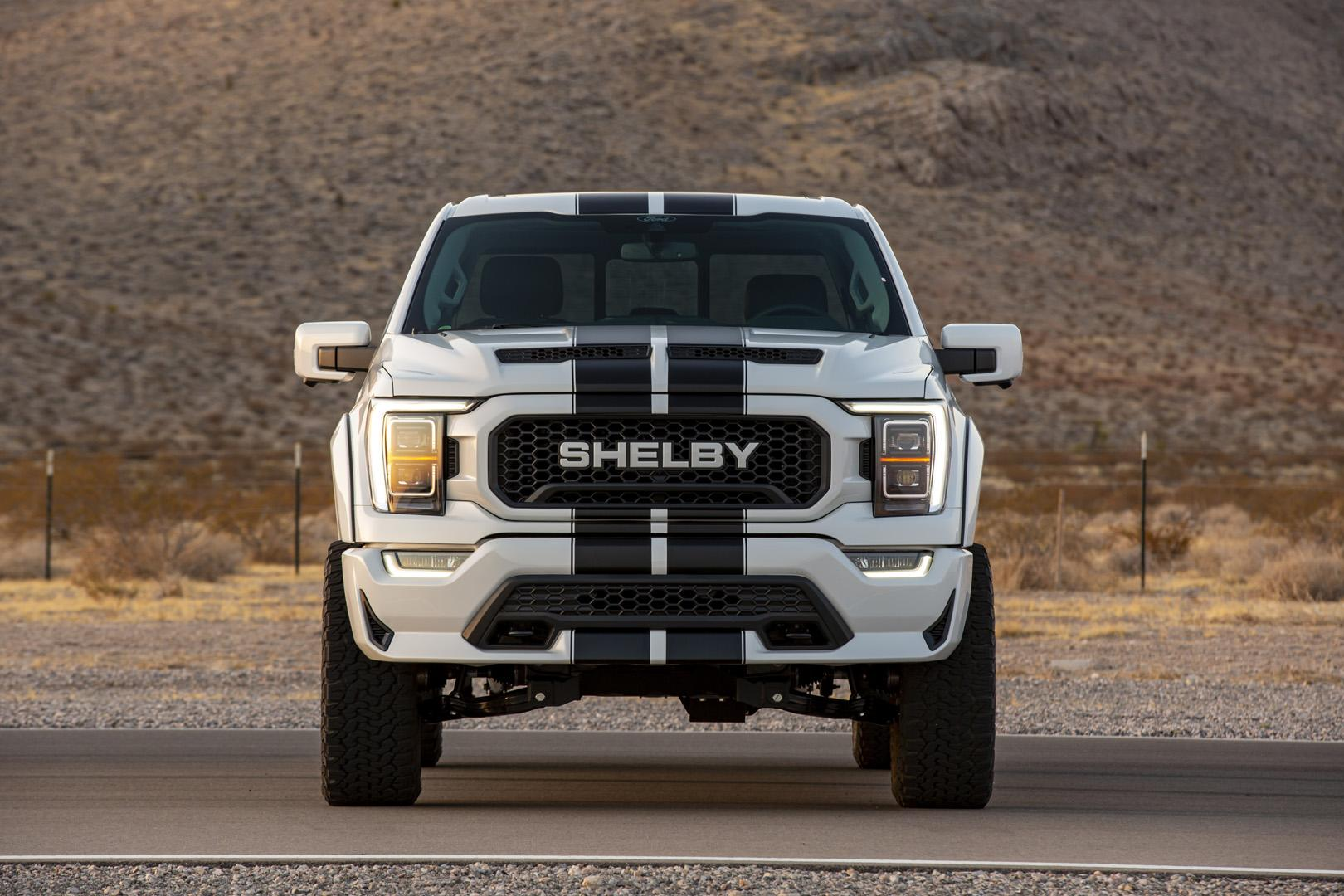 Voorkant Shelby Ford F-150