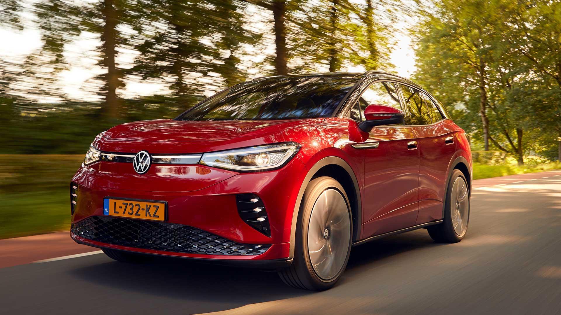 Volkswagen ID.4 GTX (2021)