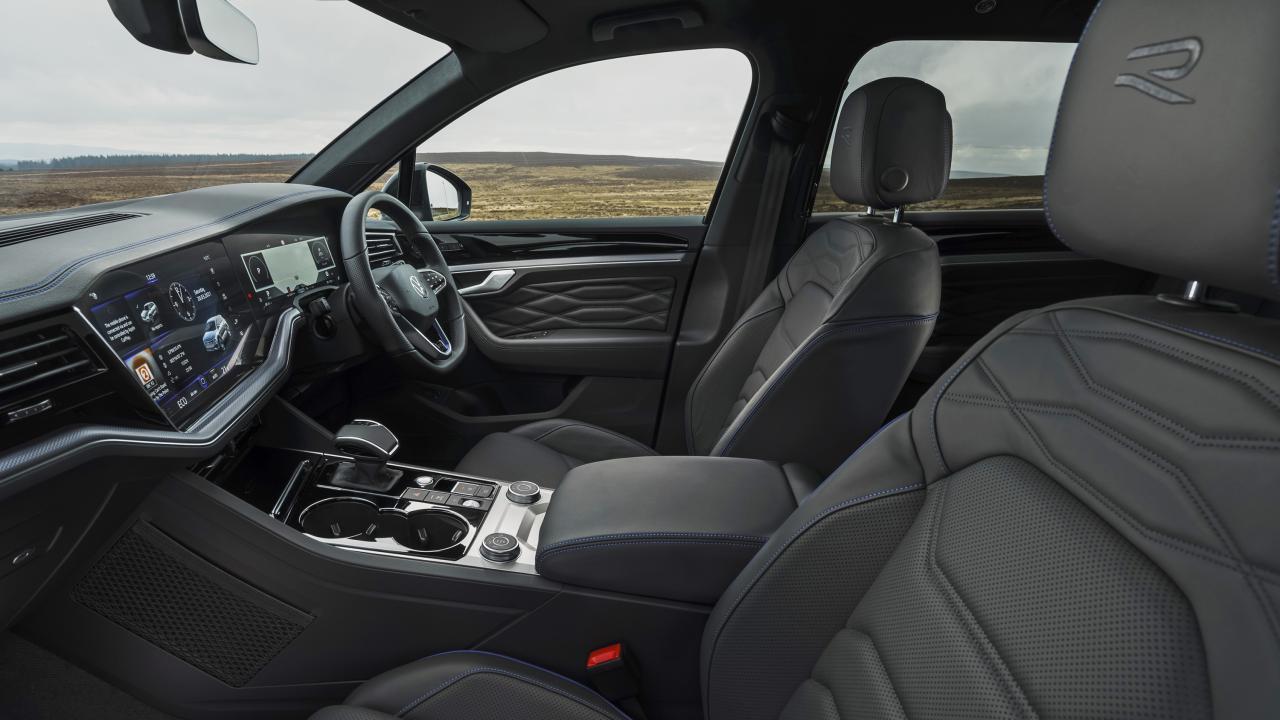 Stoelen Volkswagen Touareg R eHybrid (2021)