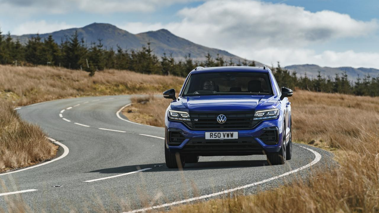 Volkswagen Touareg R eHybrid (2021)