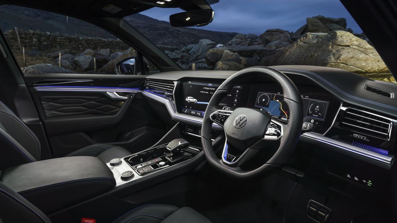 Interieur Volkswagen Touareg R eHybrid (2021)