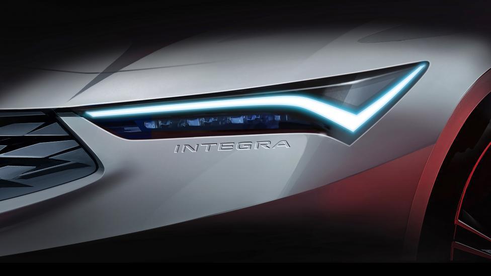 Honda Integra komt terug als Acura