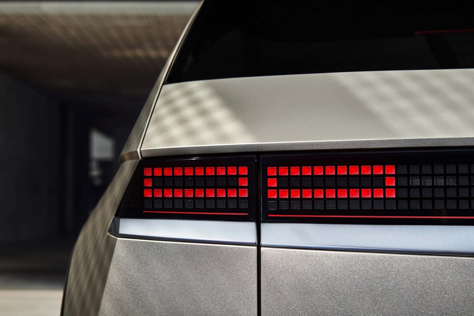 Achterilcht Hyundai Ioniq 5
