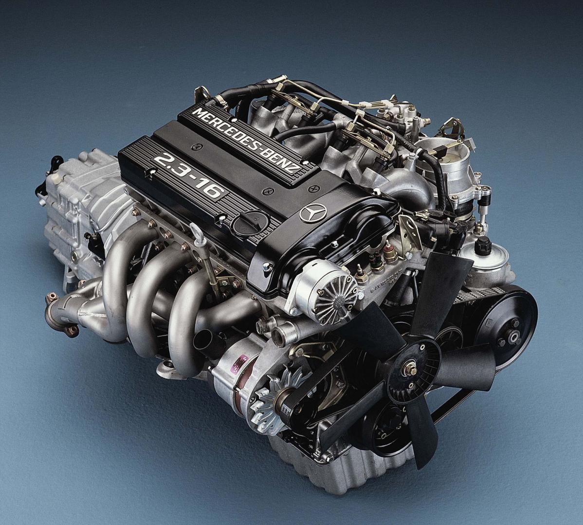 Mercedes-Benz 190 E 2.3-16 door Cosworth