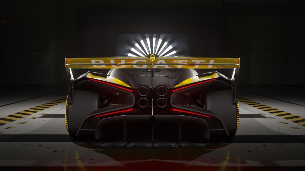 Bugatti Bolide (productieversie)
