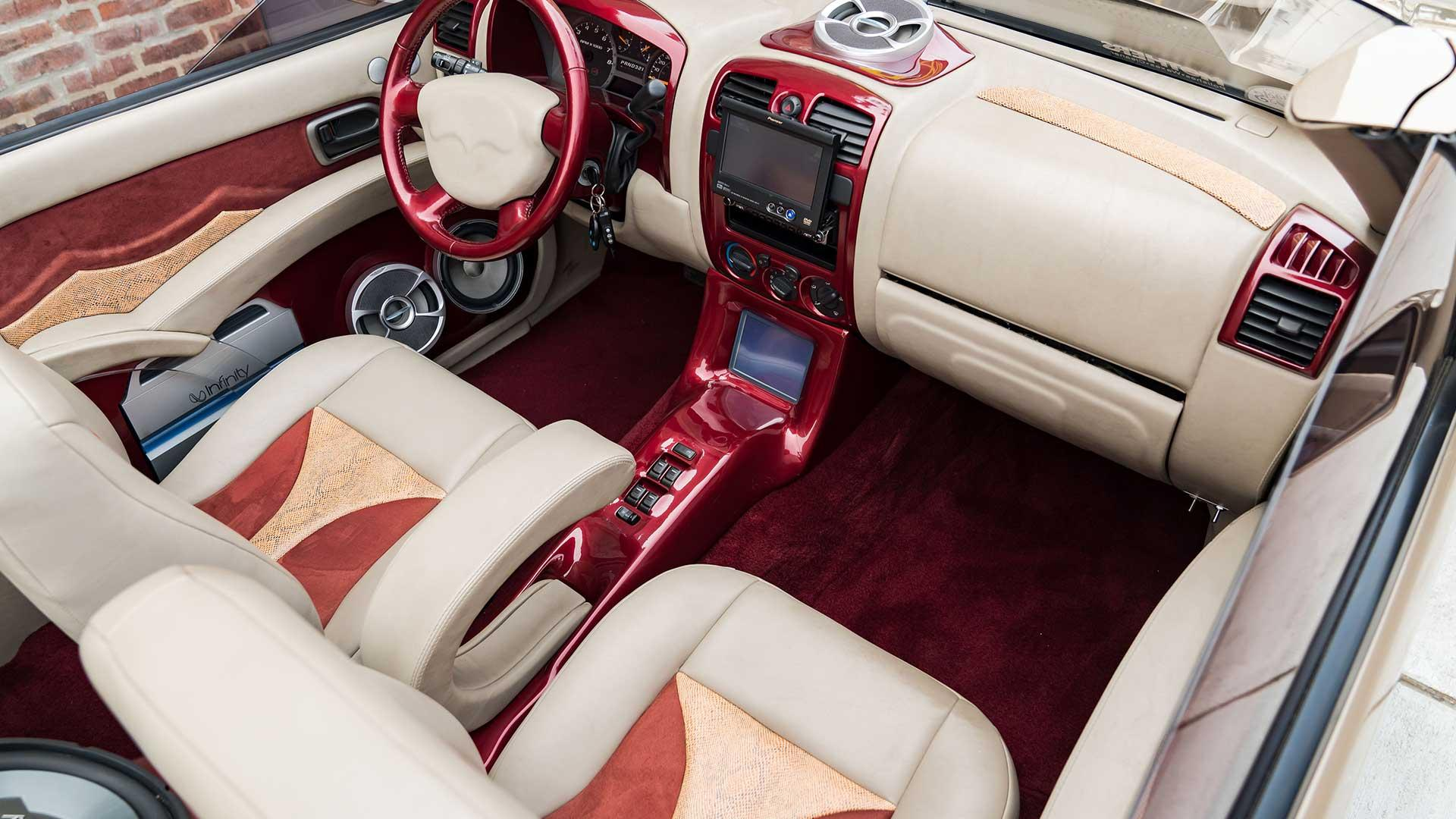 Interieur Chevrolet Colorado Custom (Cool Cars Engineering)