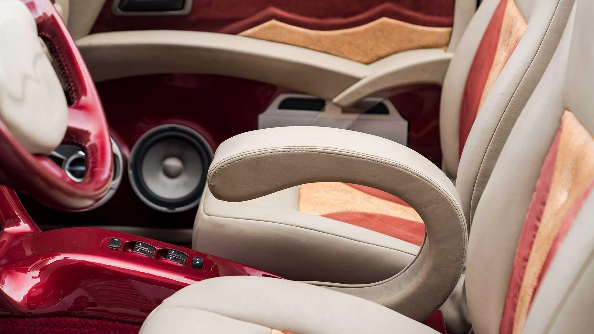 Armsteun Chevrolet Colorado Custom (Cool Cars Engineering)