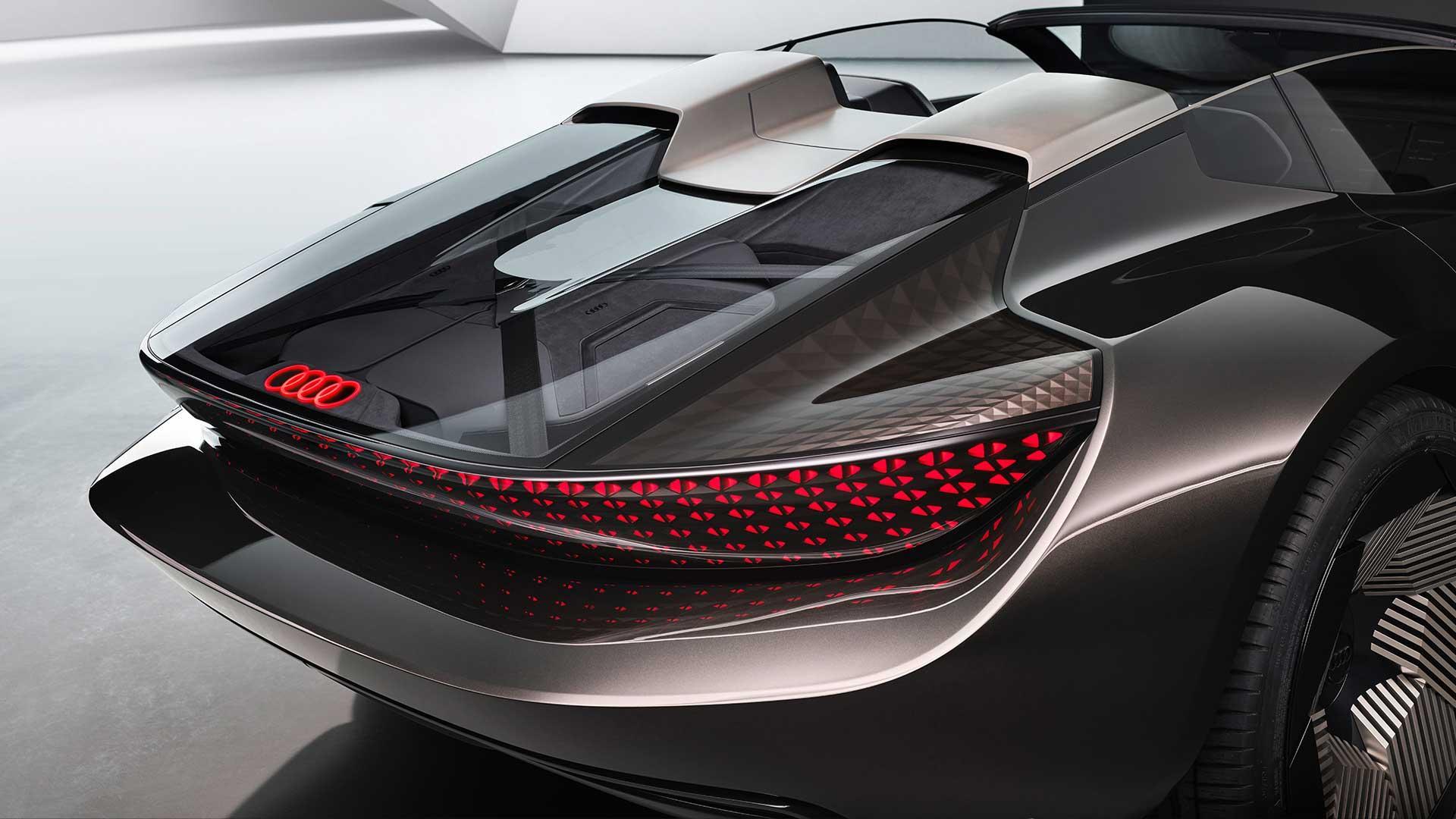 Daklijn Audi Skysphere