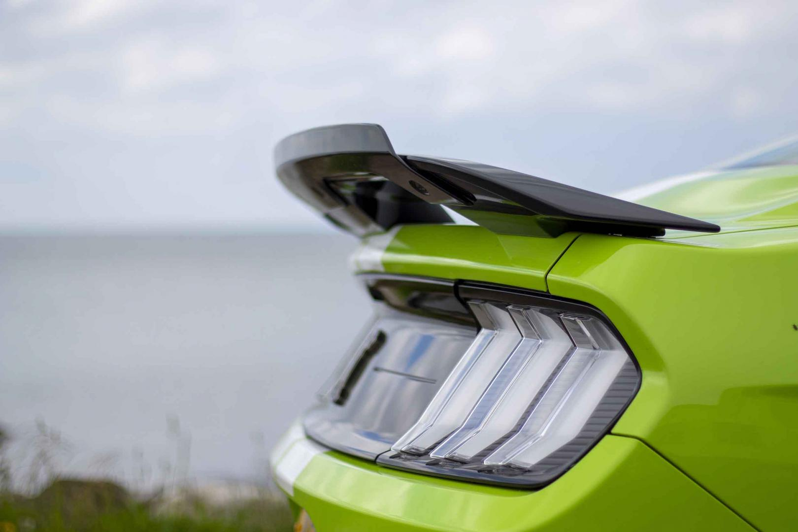Spoiler Ford Mustang Shelby GT500