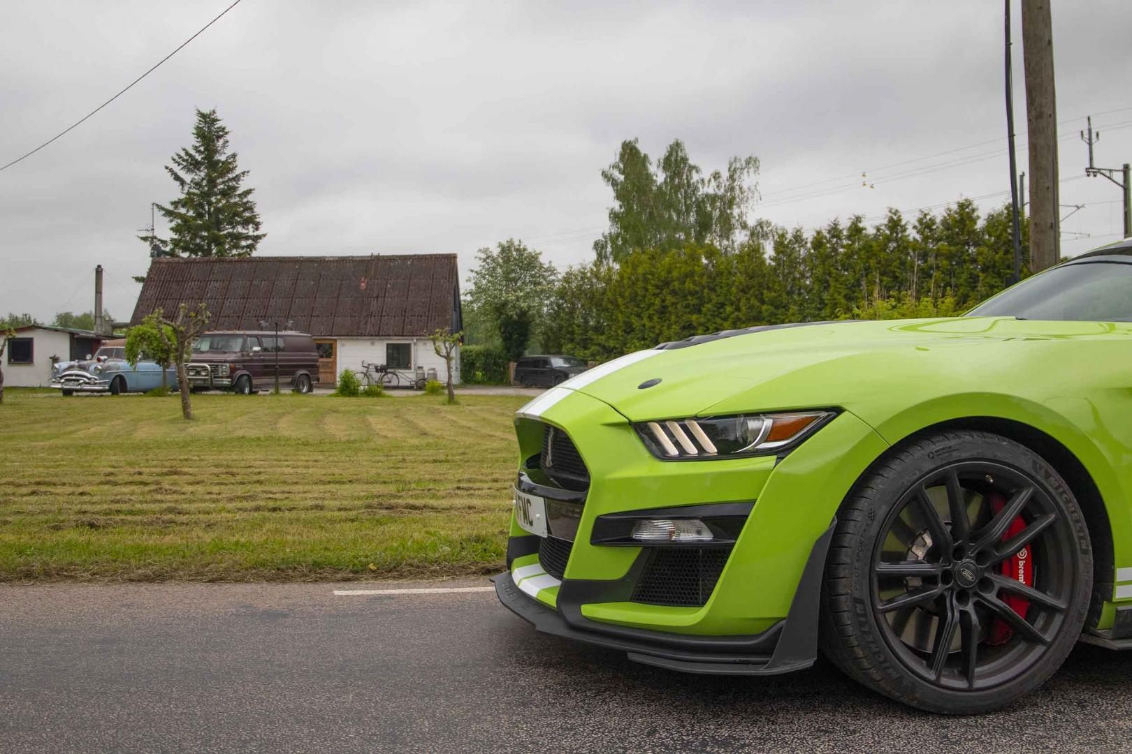 Neus Ford Mustang Shelby GT500